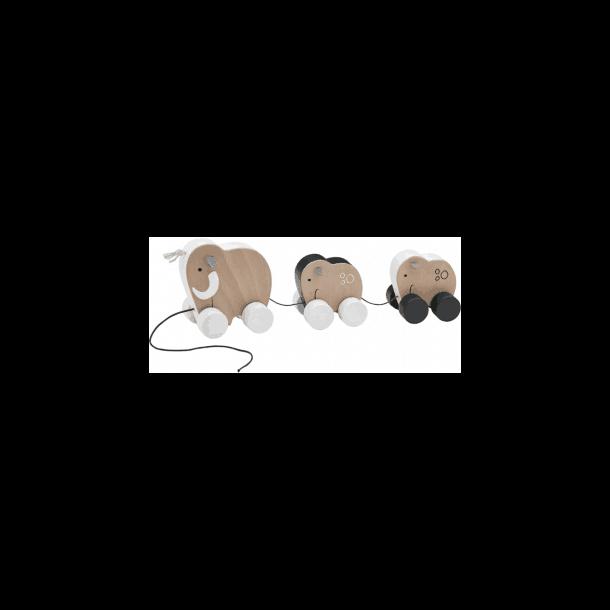 Kids Concept - Trækdyr Mammut Familie Neo