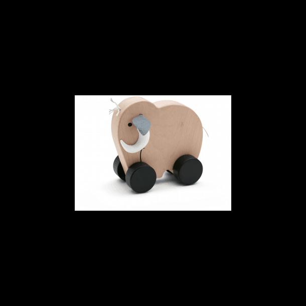 Kids Concept - Trælegetøj Mammut NEO