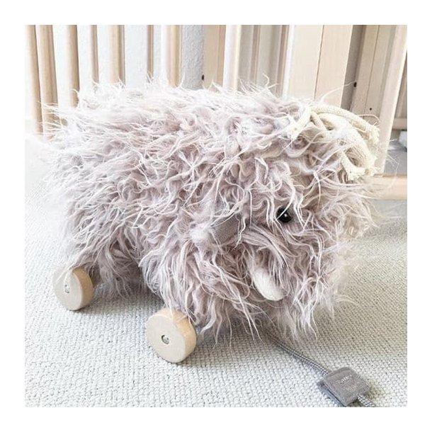 Kids Concept - Trækdyr Mammut