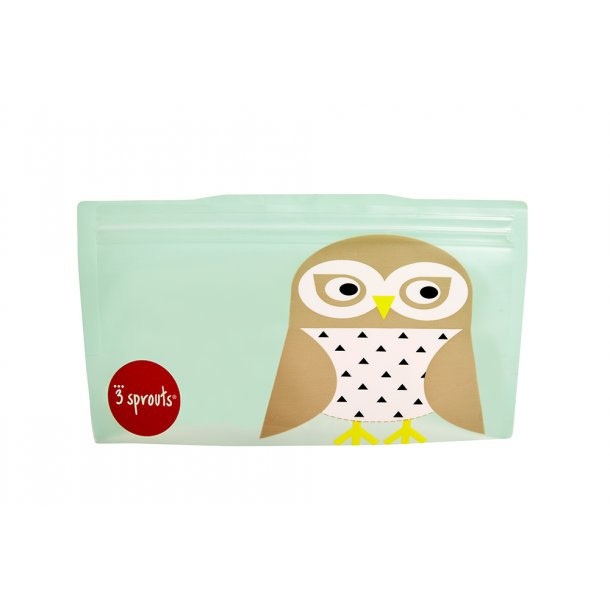3 Sprouts - Snackpose 2stk., Owl