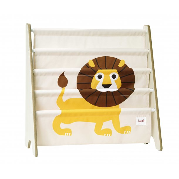 3 Sprouts - Bogreol, Lion