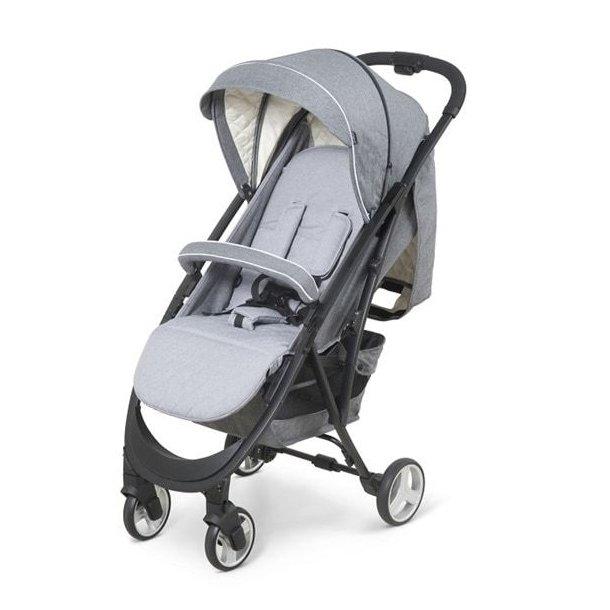 BabyTrold - Move Klapvogn , Grå Denim