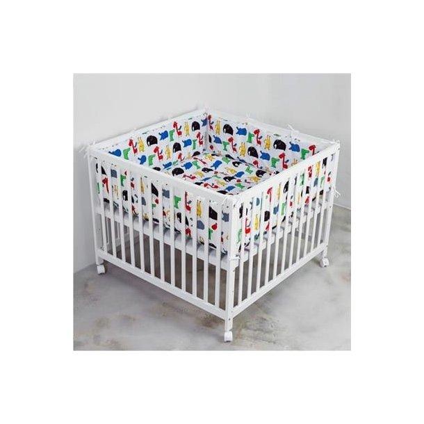 BabyTrold - Kravlegårdstæppe Jungle