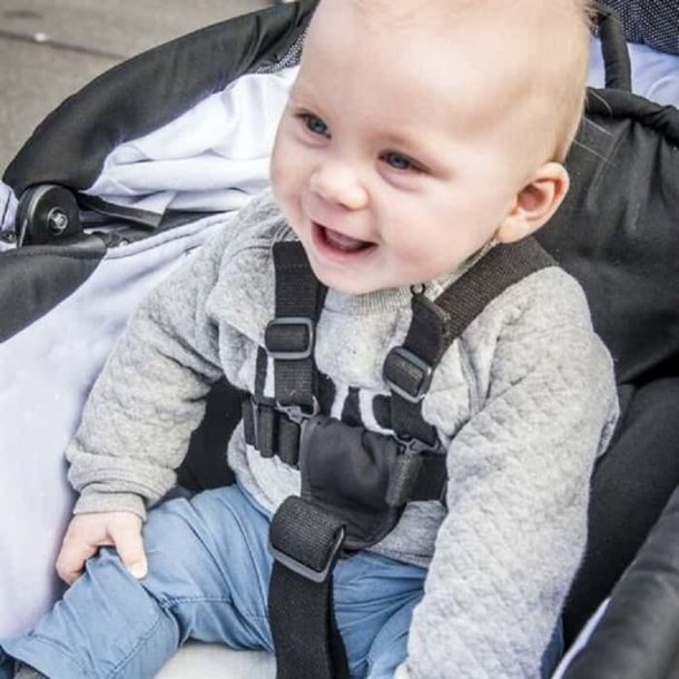 BabyTrold - Barnevognssele Soft Flex
