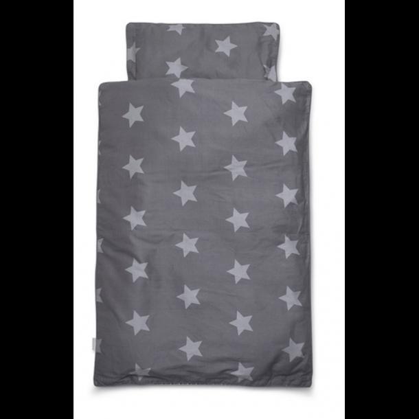BabyTrold - Baby Sengetøj sæt 70x100 Stjerner