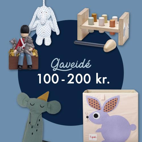 Gaveidé 100 - 200kr